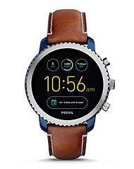 30% Rabatt auf vieles bei Fossil - z.B. Q Explorist Smartwatch 3. Gen 139€