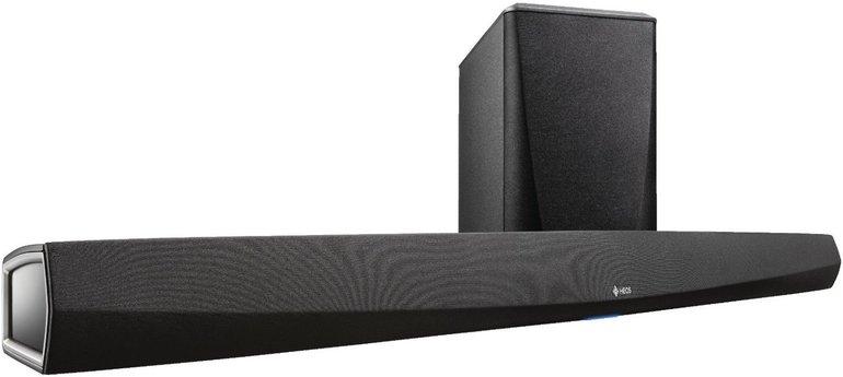 Denon HEOS HomeCinema HS2 Wireless Soundbar mit Subwoofer für 359€ inkl. Versand