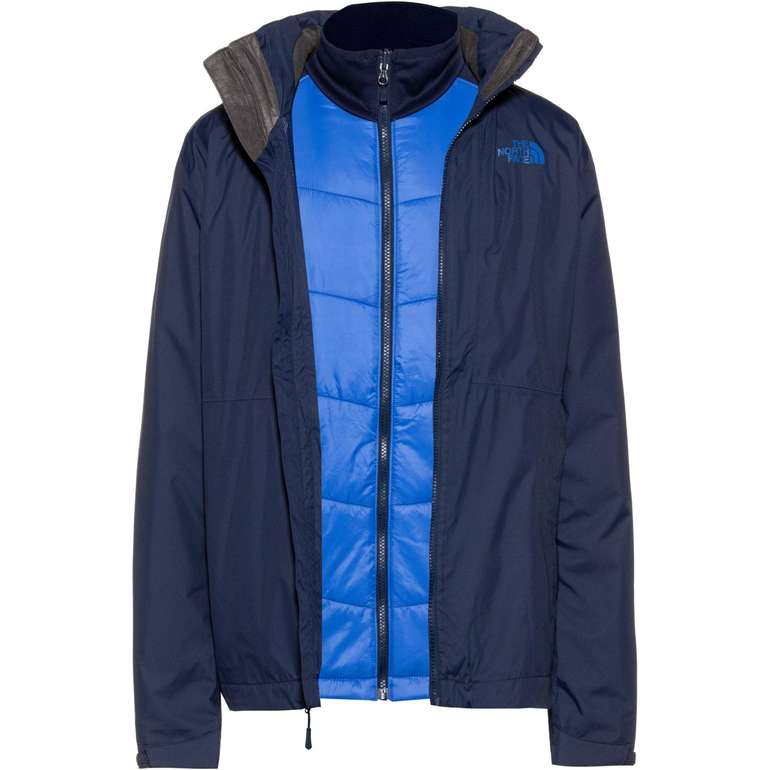 the north face damen 3 in 1 jacke planet sports
