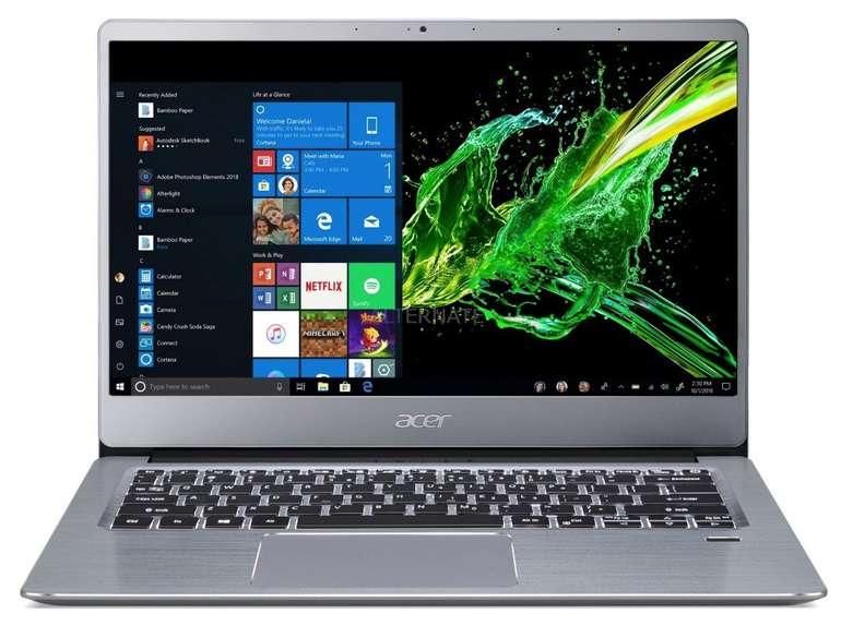 "Acer Swift 3 (SF314-41-R5UE) - 14"" Notebook (Full-HD, IPS, Ryzen 5, 8GB RAM, 256GB PCIe) für 475,99€"