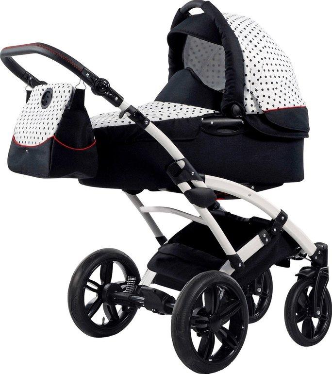 Knorr-Baby Kombikinderwagen Voletto 3in1 für 415,99€ inkl. Versand