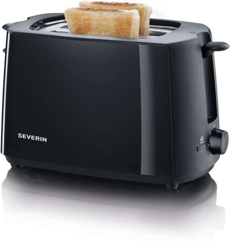 Severin AT 2287 Toaster (Brötchen-Röstaufsatz, 2 Röstkammern, 700 W) für 13,25€ inkl. Versand (statt 20€)