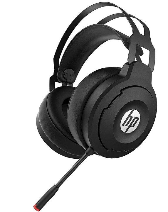 """HP Wireless-Gaming-Headset """"X1000"""" (USB-Dongle, 7.1 Surround Sound) für 69,90€ (statt 92€)"""