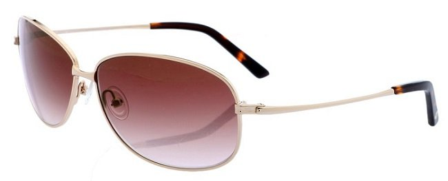 More and More Herren 54309-100 Sonnenbrille Gold für 20,52€ (statt 55€)