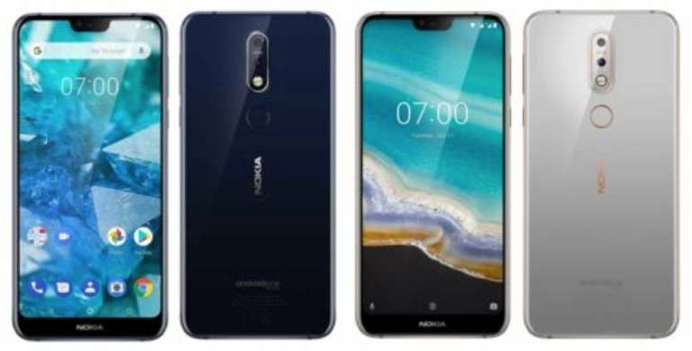 Nokia 7.1 Smartphone, Android One mit 5,84 Full HD Display für 159,90€ (statt 197€)