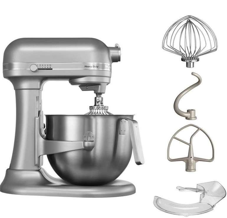 """Kitchen Aid 5KSM7591XESL mit 6,9L """"Heavy Duty"""" Küchenmaschine für 579,90€inkl. Versand (statt 684€)"""