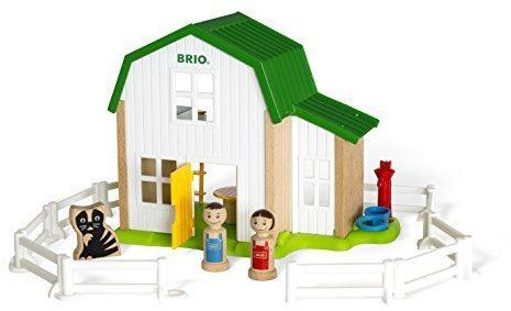 Brio Farmhaus Spielset (30313) für 16,20€ (statt 25€) - Abholung!