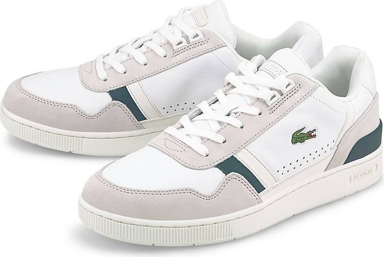 Lacoste T-CLIP 120 3 Herren Sneaker für 61,60€ inkl. Versand (statt 72€)