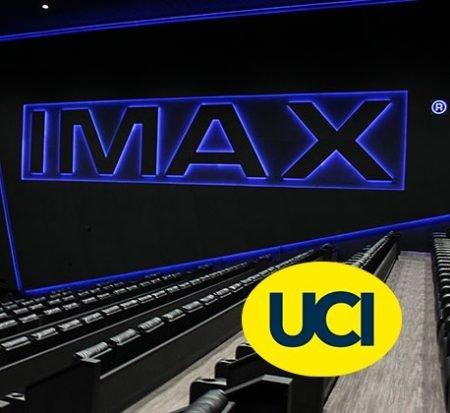 5 Gutscheine für UCI IMAX Kinos für 49,95€ inkl. 3D-Brille + Zuschläge