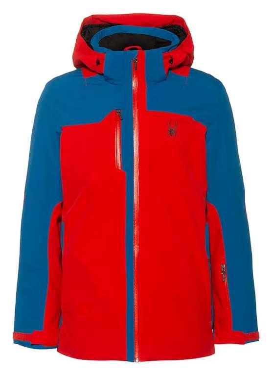 Spyder Whistler Herren Skijacke in rot für 323,95€ inkl. Versand (statt 363€)