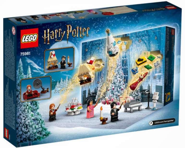 Lego Harry Potter 75981 Adventskalender für 17,94€ inkl. Versand (statt 21€)