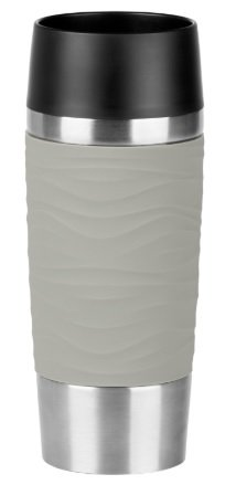 Emsa Travel Mug Thermobecher (0,36 L) in grau ab 14,38€ mit Primeversand (statt 20€)