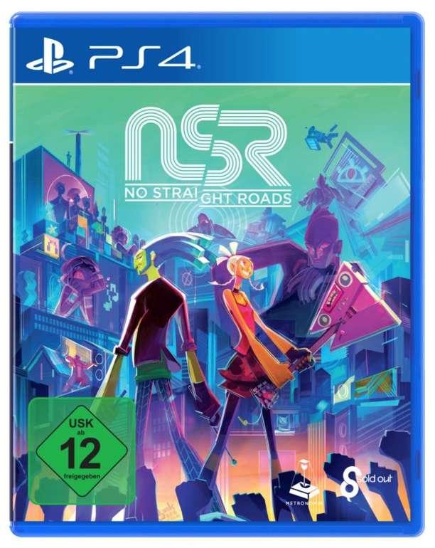 No Straight Roads Collectors Edition (PS4) für 33,85€ inkl. Versand (statt 70€)