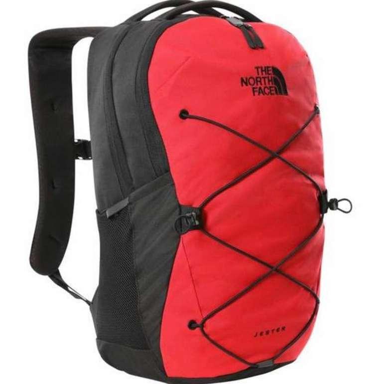 """The North Face Rucksack """"Jester"""" in rot für 41,70€ inkl. Versand (statt 60€)"""