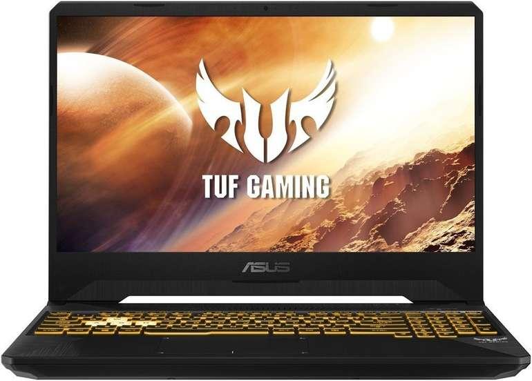 """Asus TUF FX505DV-BQ007T  - 15,6"""" Gaming Notebook (AMD Ryzen 5, 8 GB RAM, RTX 2060) für 839€"""