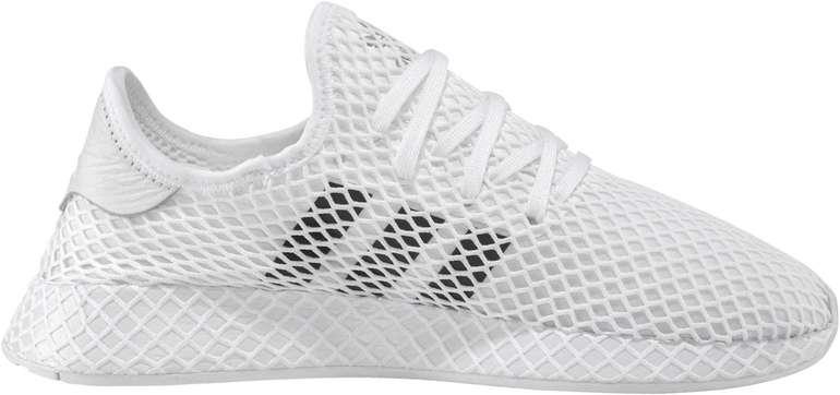 adidas Herren Sneaker Deeerupt Runner in Weiß ab 55,99€ (statt 69€)