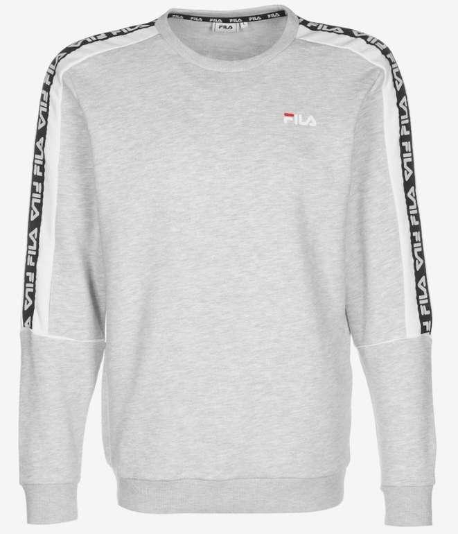 "Fila Herren Sweatshirt ""Teom"" in grau für 38,17€ inkl. Versand (statt 48€)"