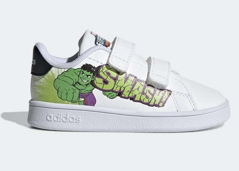Adidas Advantage Kids Unisex Schuh für 28€ inkl. Versand (statt 35€)