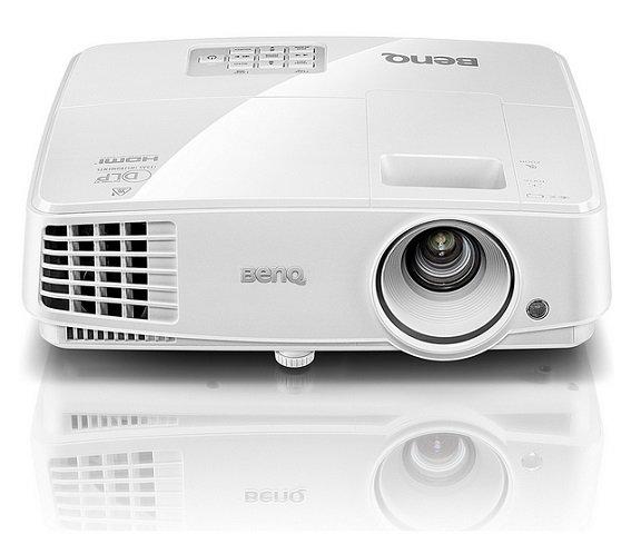 BenQ TH530 Beamer DLP, Full HD, 3D, 3.200 ANSI Lumen, 10.000:1 - für 397,99€