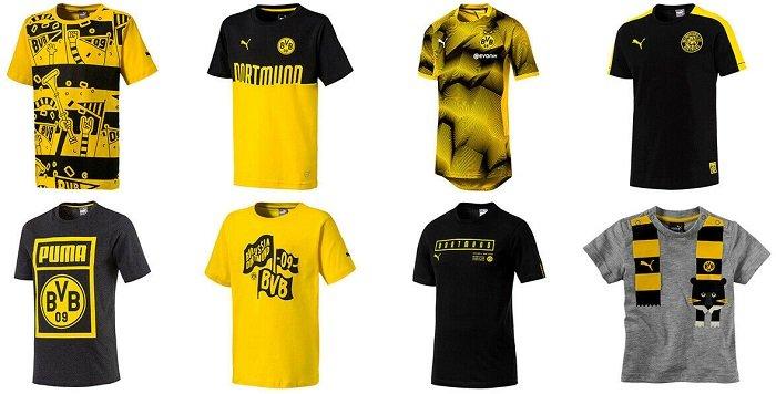 Puma Borussia Dortmund Fan-Shirts 2