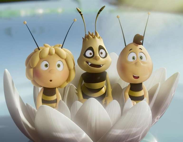 ZDF: Die Biene Maja - Der Kinofilm kostenlos streamen