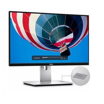 """Dell UltraSharp U2417HJ 24"""" Full HD Monitor + Qi-Ladestation für 279,90€"""