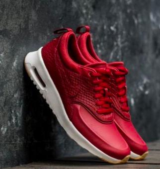 Nike WMNS Air Max Thea Premium Cedar Sneaker für 53,99€ (Vergleich: 90€)