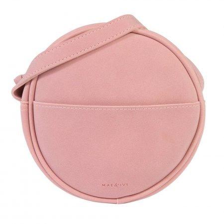 Mae & Ivy Damen Tasche 'Mila' in nude für 23,72€ inkl. VSK (statt 34€)