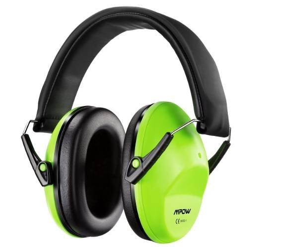 Mpow Gehörschutz für Kinder in grün für 8,99€ für Prime Mitglieder
