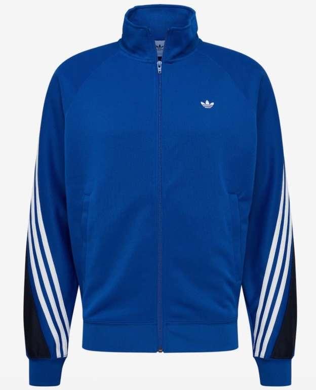 Adidas Originals Jacke in blau-weiß für 23,96€inkl. Versand (statt 42€)