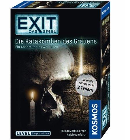 18% Rabatt-Gutschein auf Spielzeug bei Buecher.de - z.B. Exit Katakomben 14,72€