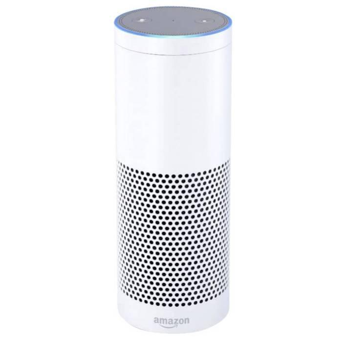 Amazon Echo Netzwerk Lautsprecher (1. Generation) für 59,95€ (statt 85€)