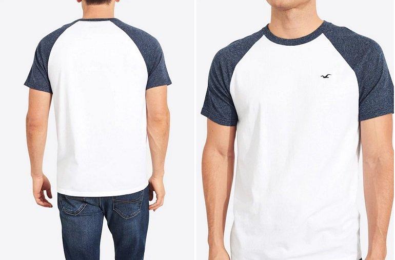 Hollister Herren T-Shirt