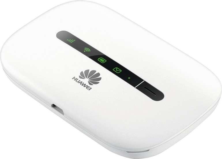 Huawei E5330 - Mobiler HotSpot mit Akkubetrieb für 23,29€ inkl. Versand (statt 30€)