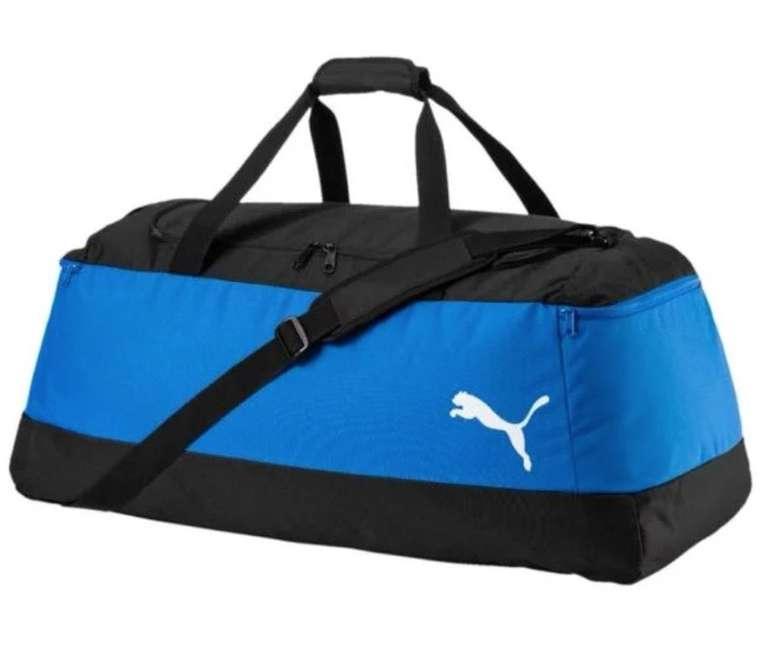 Großer Sporttaschen SALE bei Sport-1a + Versandkostenfrei - z.B. Puma Pro Training II Large Bag für 14,99€