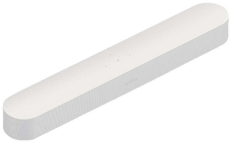 Sonos Beam Soundbar in schwarz und weiß für 377€ inkl. Versand (statt 402€)