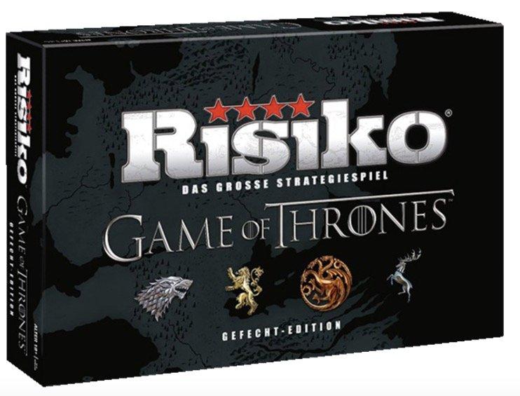 Gesellschaftsspiel: Risiko - Game Of Thrones (Gefecht-Edition) für 34,99€