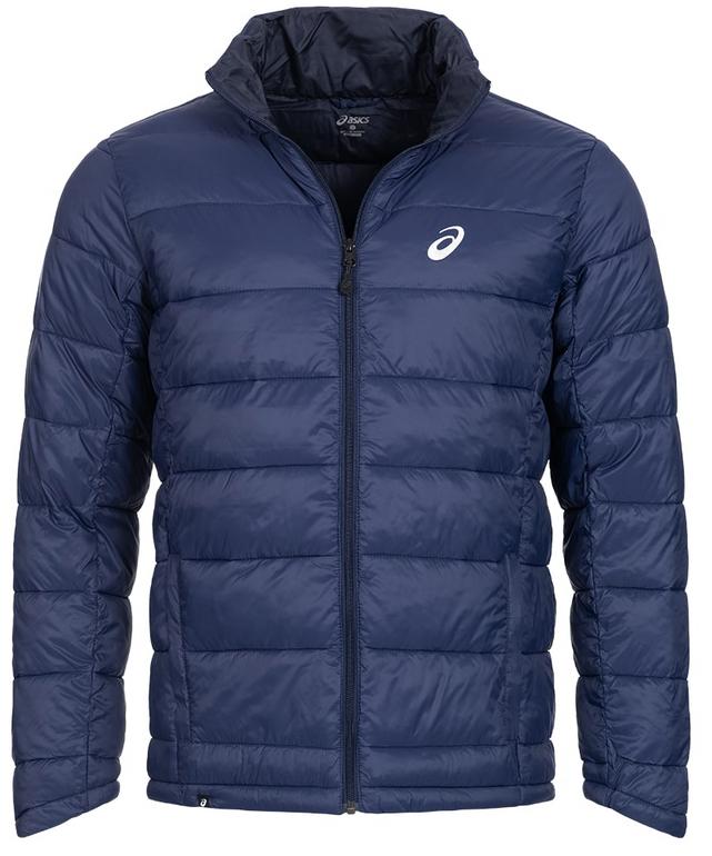 Asics Padded Jacket Herren Steppjacke für 33,94€ inkl. Versand (statt 45€)