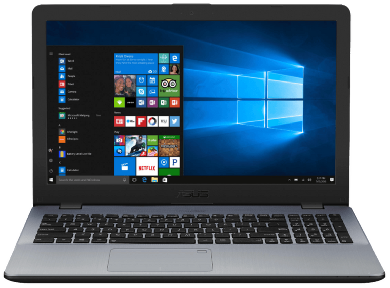 ASUS R542UF-DM074T - 15 Zoll Notebook (i5, 8GB, 1TB, GeForce MX13) ab 555€