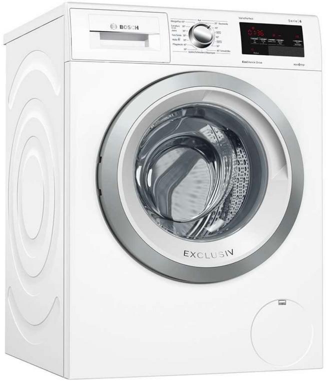 Bosch Waschmaschine WAT 28391 (A+++, 8kg, 1400 U/min) für 458,90€ inkl. Versand
