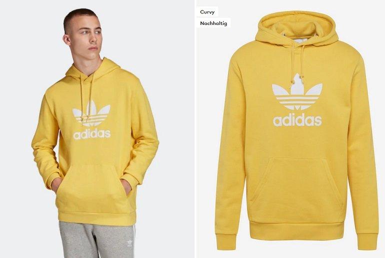 Adidas Originals Trefoil Herren Hoodie