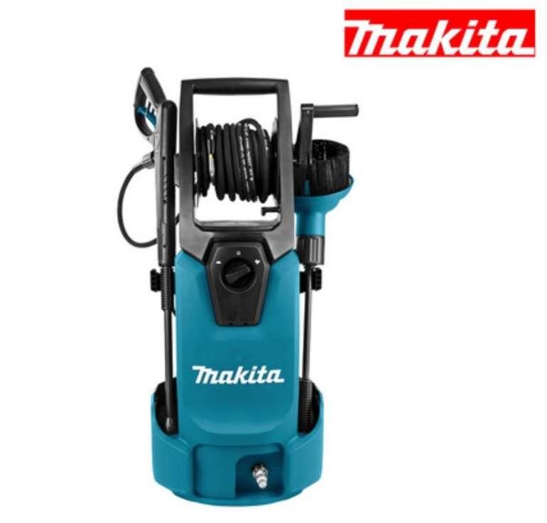 Makita HW1300 Hochdruckreiniger mit 1300 Watt (bis 130 bar) für 188,90€ (statt 238€)