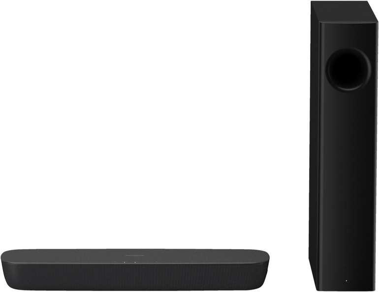 Panasonic SC-HTB254 2.1 Soundbar System mit Subwoofer für 115€ inkl. Versand (statt 153€)