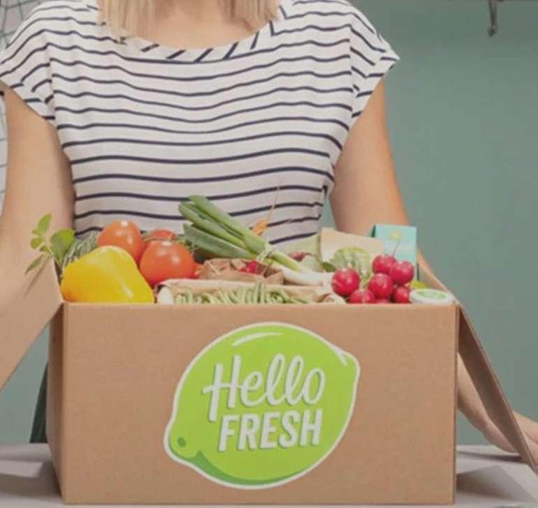 HelloFresh: 20€ Rabatt auf die erste Kochbox, 10€ auf die 2. Box, 5€ auf die 3. und 4. Box + Versandkostenfrei