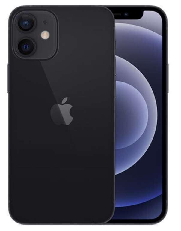 Apple iPhone 12 Mini mit 64GB (4,95€) + Vodafone Smart L + mit 15GB LTE für 34,99€ mtl.