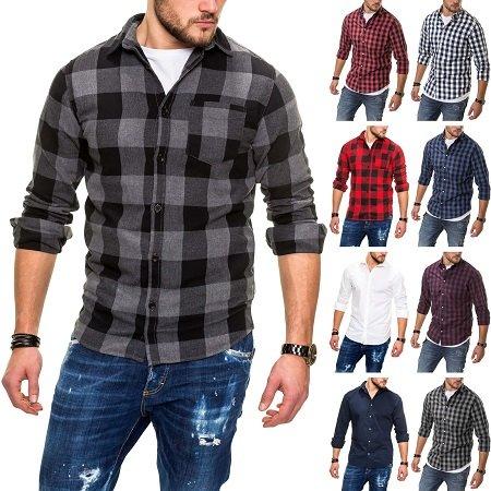 jack jones langarm hemden ab 14 99 inklusive versand. Black Bedroom Furniture Sets. Home Design Ideas