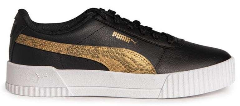 Dress for Less: Bis zu 80% Rabatt auf Alles + VSKfrei - z.B. Puma Carina Snake Sneaker für 26,95€ (statt 60€)