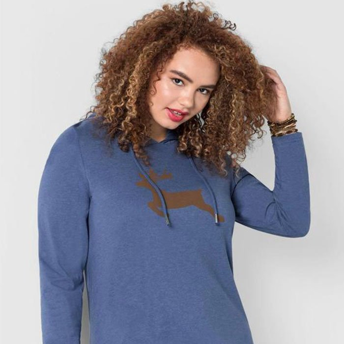 Damen Langarmshirt für 8,99€ inkl. Versand (statt 17,99€)