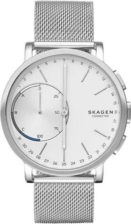Schnell? Skagen SKT1100 Hagen Connected Hybrid Smartwatch (Milanaise-Armband) für 42,50€ (statt 111€) – Refurbished