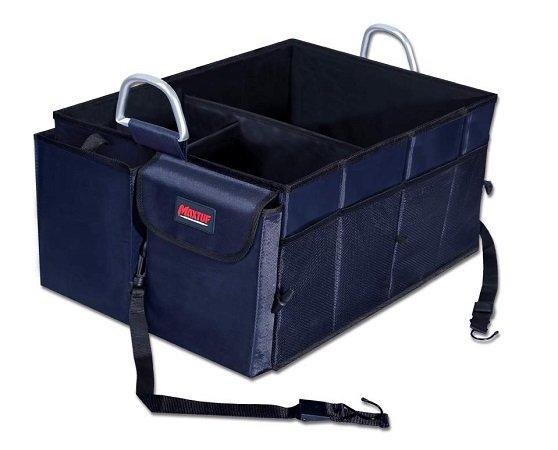 MAXTUF 2-in-1 Kofferraumtasche mit integriertem Warndreieck für 14,04€ inkl. VSK